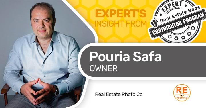 Pouria Safa, real estate photographer