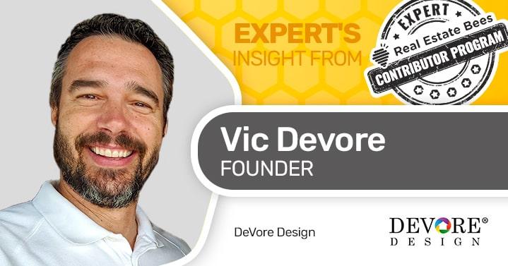 Vic Devore, real estate photographer
