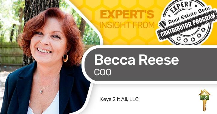Becca Reese broker