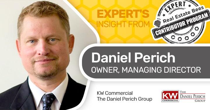 Daniel Perich broker