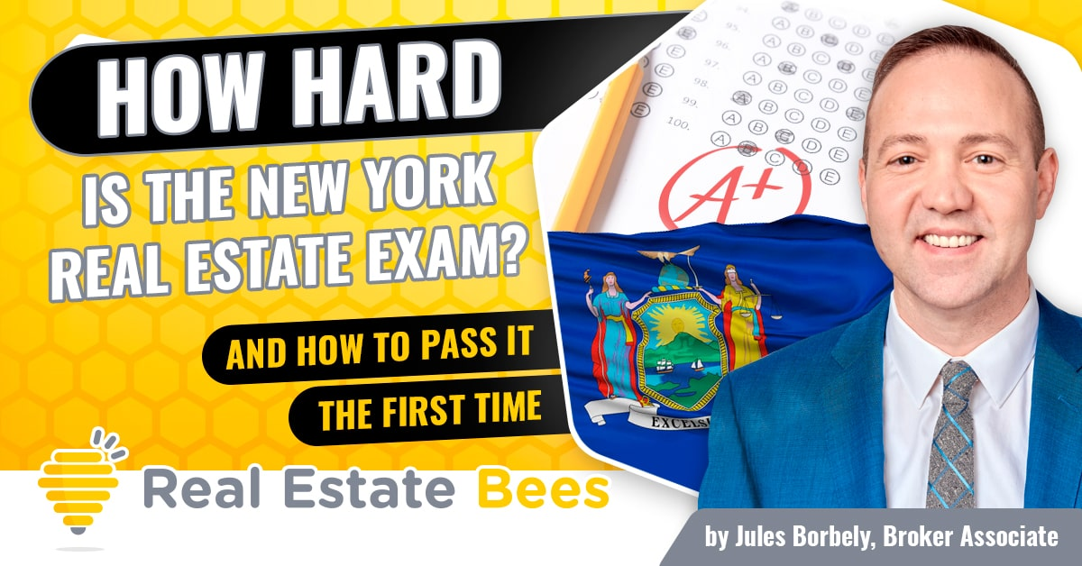 Is the New York Real Estate Exam Hard? [Tips to Pass It ...