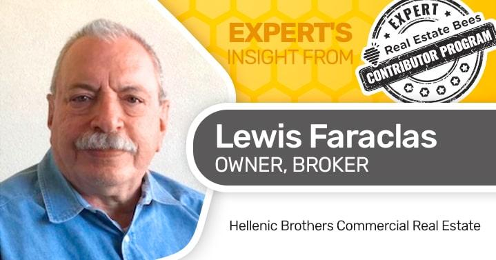 Lewis Faraclas broker