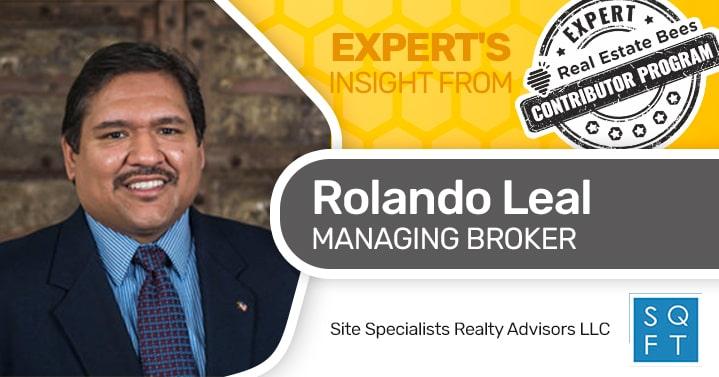 Rolando Leal broker
