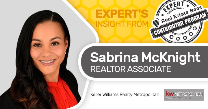 Sabrina McKnight Realtor