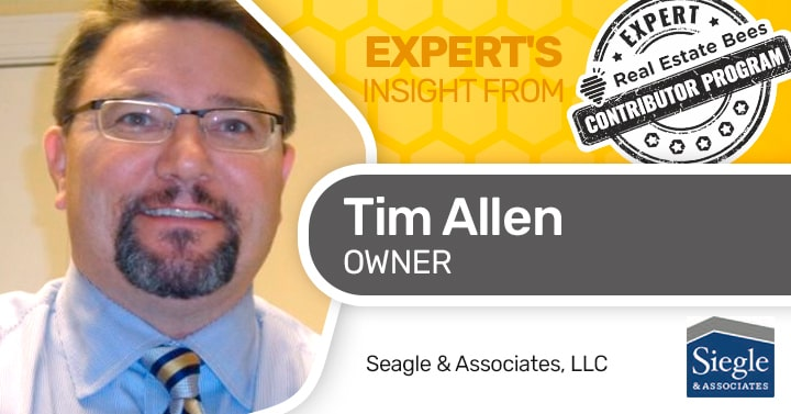 Tim Allen Real Estate Appraiser