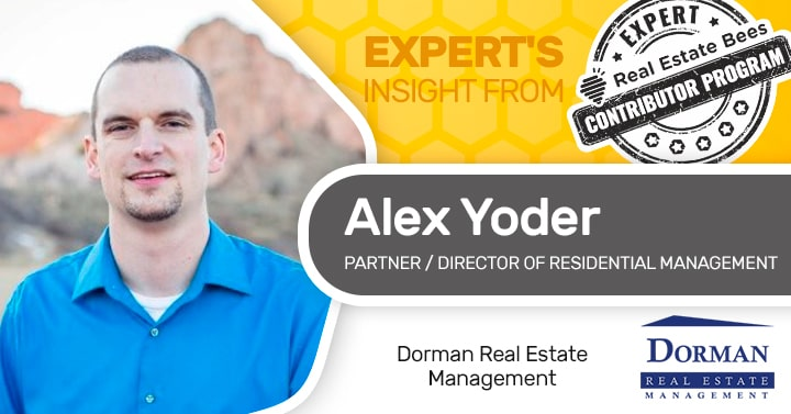 Alex Yoder Property manager