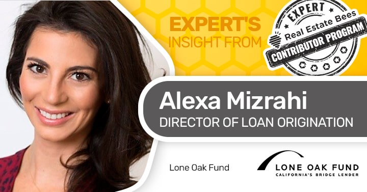 Alexa Mizrahi Hard Money Lender