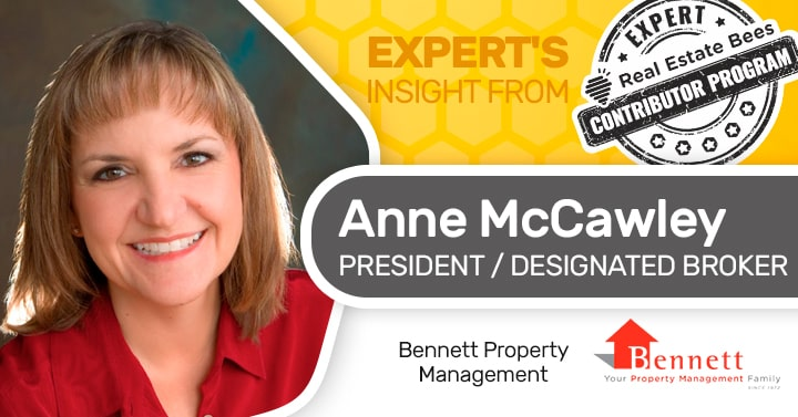 Anne McCawley Property manager