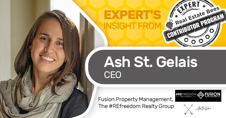 Ash St Gelais Property manager