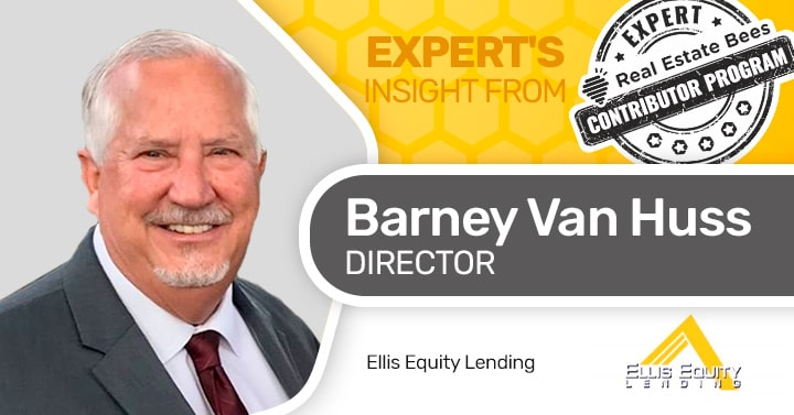 Barney Van Huss Hard Money Lender
