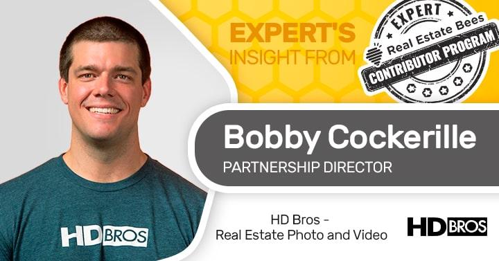 Bobby Cockerille Real Estate Photographer