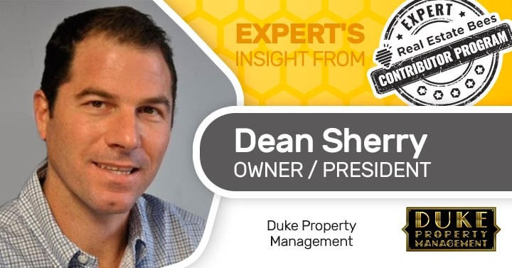 Dean Sherry Property manager