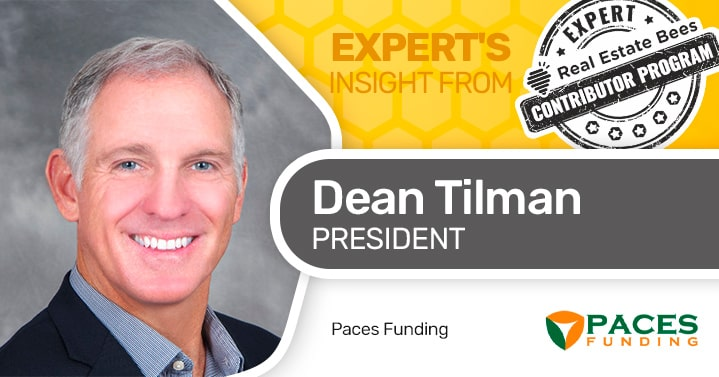 Dean Tilman Hard Money Lender