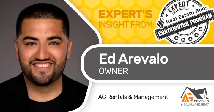 Ed Arevalo Property manager