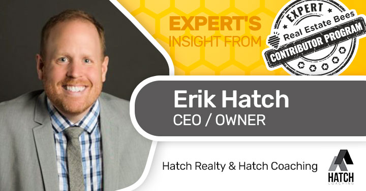 Erik Hatch Real Estate Coach
