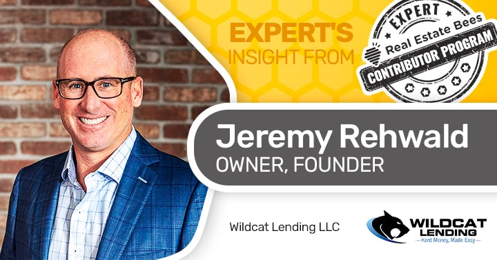 Jeremy Rehwald hard money lender 1