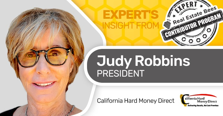 Judy Robbins Private Money Lender Professional