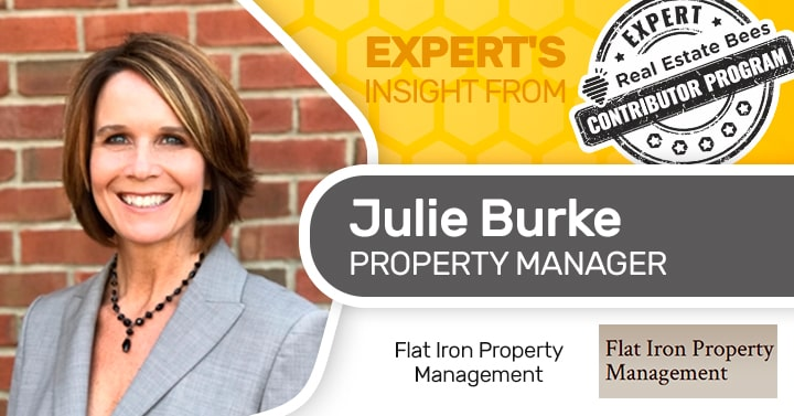 Julie Burke Property manager
