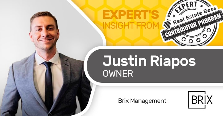Justin Riapos Property manager