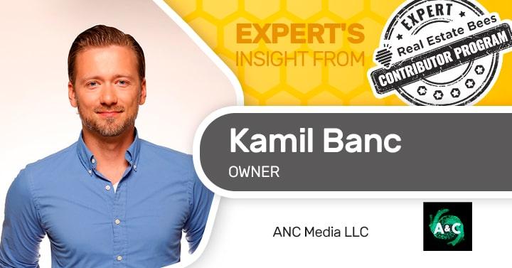 Kamil Banc Real Estate Photographer