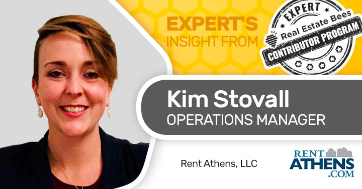 Kim Stovall Property manager