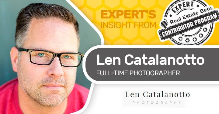 Len Catalanotto Real Estate Photographer