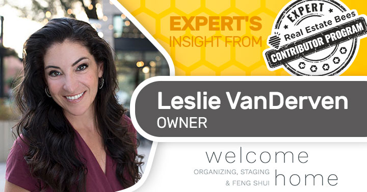 Leslie VanDerven Owner Home Stager