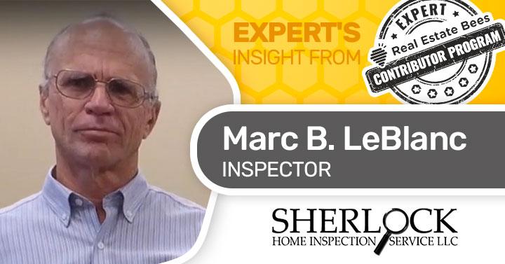 Marc B. LeBlanc Property Inspector