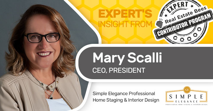 Mary Scalli Home Stager