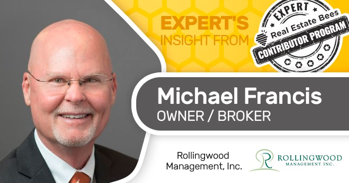 Michael Francis Property manager