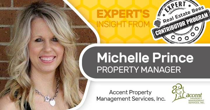 Michelle Prince Property manager