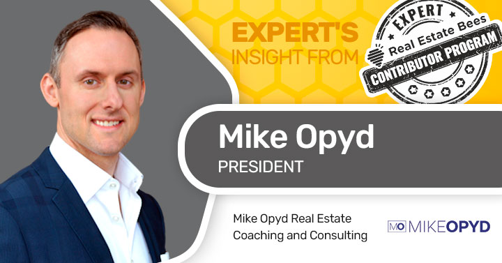 Mike Opyd Real Estate Coach