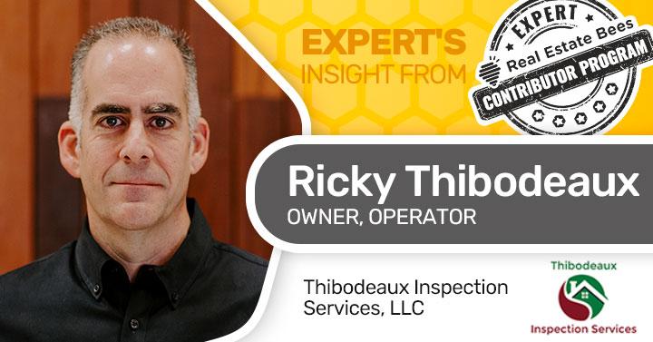 Ricky Thibodeaux Property Inspector