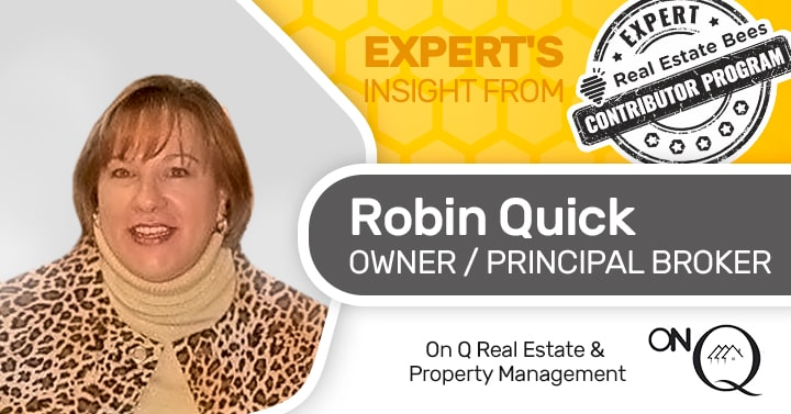 Robin Quick Property manager