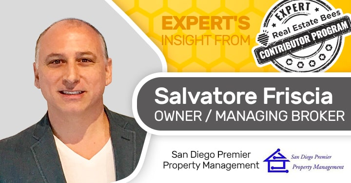 Salvatore Friscia Property manager