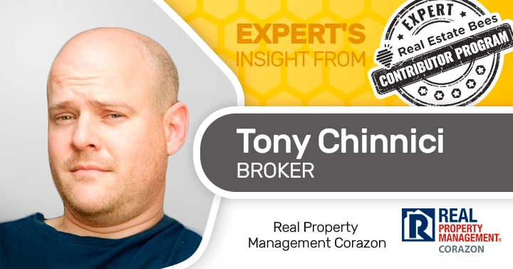 Tony Chinnici Property manager