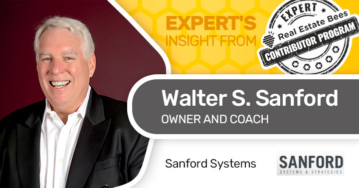 Walter S. Sanford Real Estate Coach