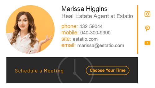 realtor email signature 2