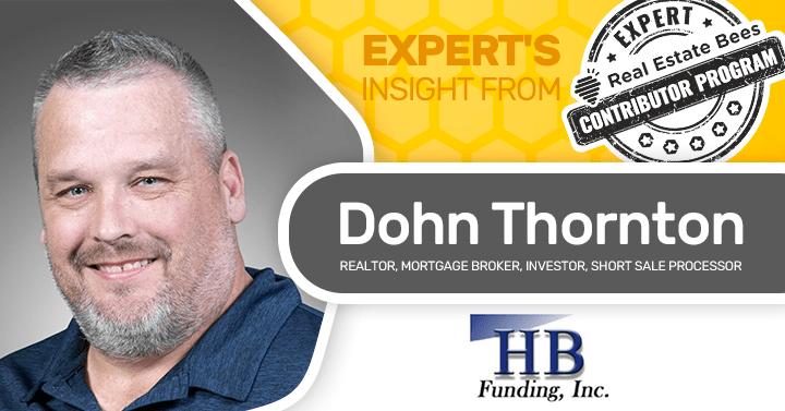 Dohn Thornton Real Estate Investor