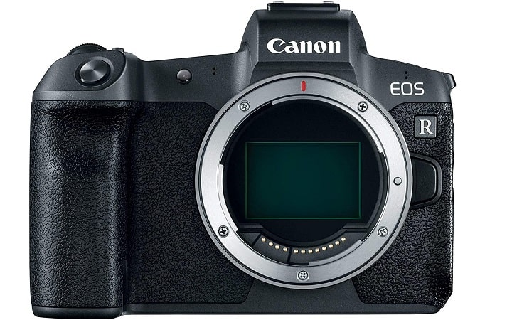 CANON EOS R Digital Photo Camera