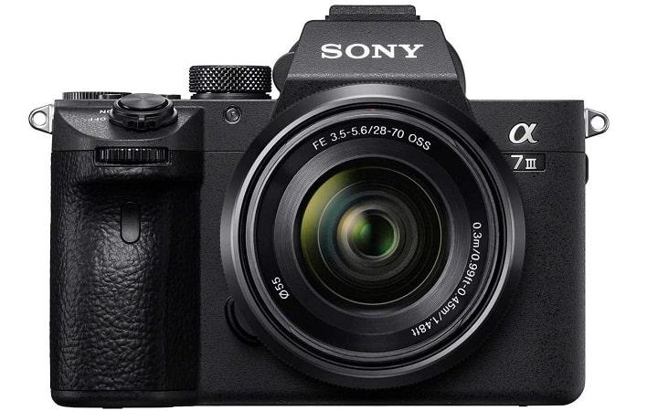 SONY a7 III Digital Photo Camera