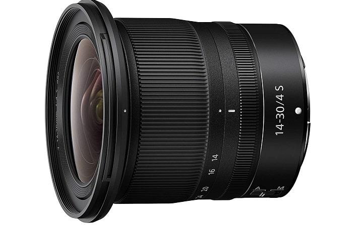 2 NIKON NIKKOR Z 14-30 mm Photo Camera Lens