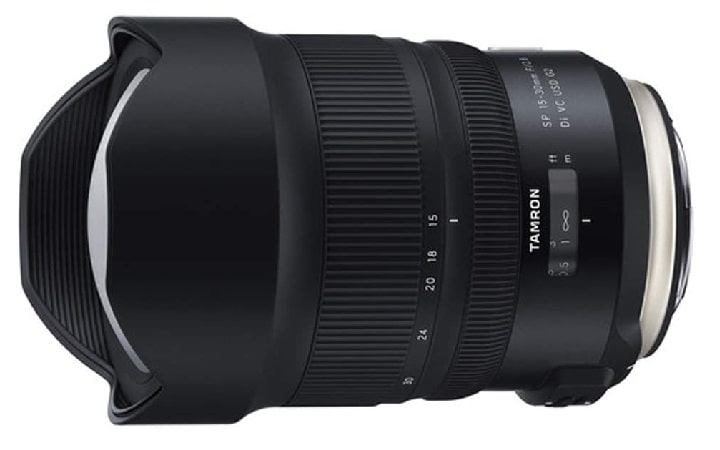 TAMRON SP 15-30 MM Photo Camera Lens