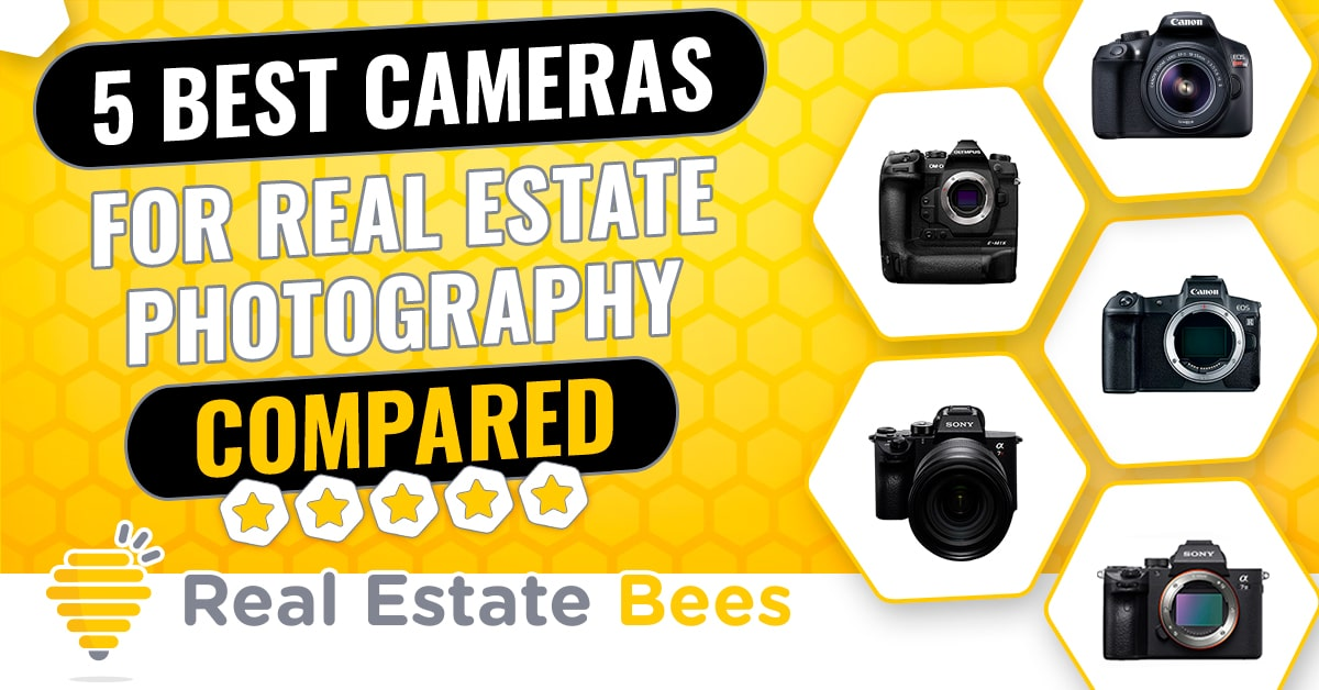 Best Cameras for Real Estate Photography