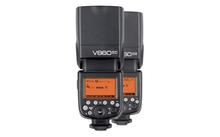 GODOX V860II Photo Flash