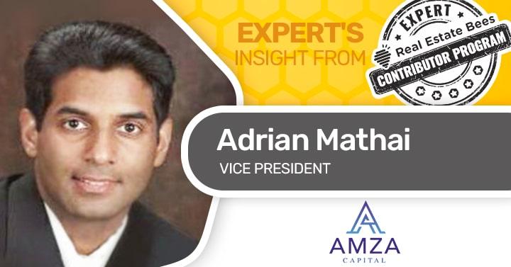 Adrian Mathai hard money lender 1
