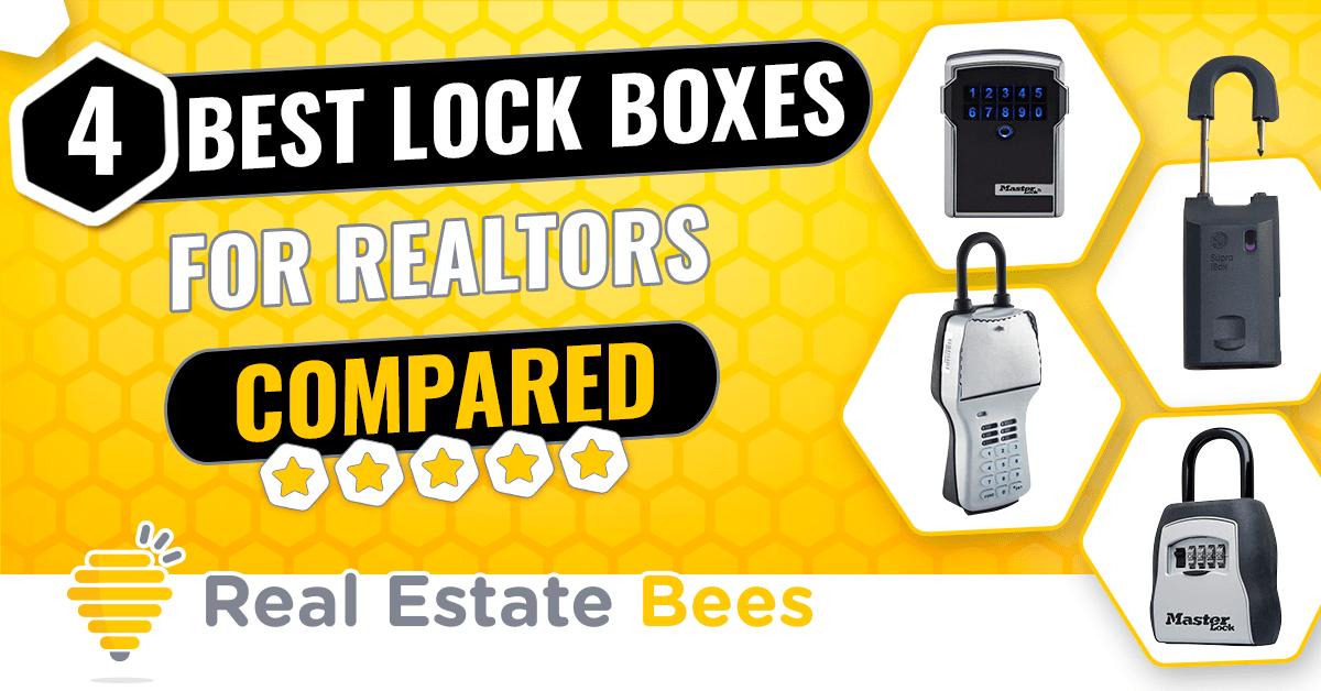 4 Best Key Lock Boxes for Realtors