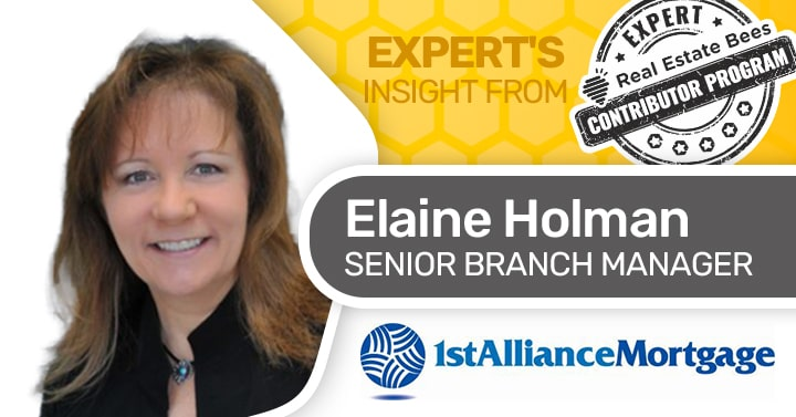 Elaine Holman Mortgage Broker