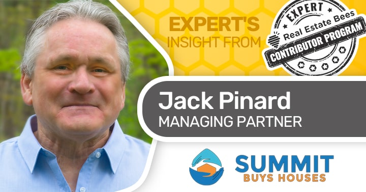 Jack Pinard Real Estate Developer