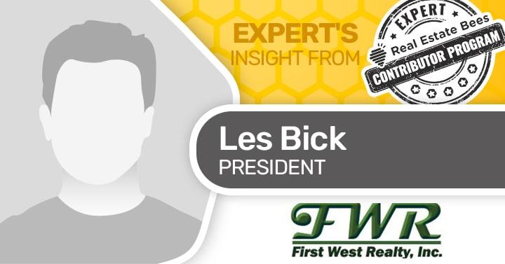 Les Bick Real Estate Developer